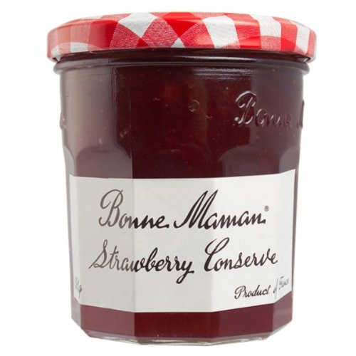 Bonne Maman Strawberry Conserve 370g (pack de 6 x 370g)