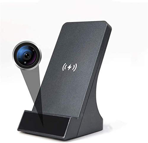 LIZVIE HD Spy Camera WiFi Wireless Mini Hidden Nanny Cam USB Charger with Remote Viewing Night product image
