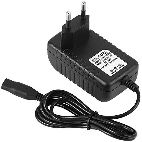 WOVELOT Chargeur de Portable pour Karcher Karcher Wv50 Wv55 Wv60 Wv70 Wv75 et Wv2 Wv5 Prise de FenêTre Chargeur de Batterie- Prise EuropéEnne