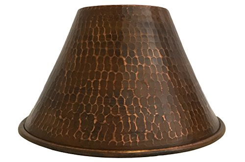 Premier Copper Products SH-L300DB Hand Hammered Copper 7