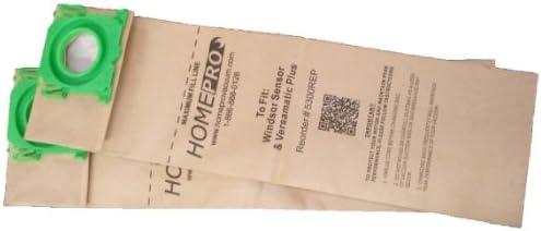 HomePro Vacuum Windsor Sensor Replacement Microfilter Bags 5300 product image