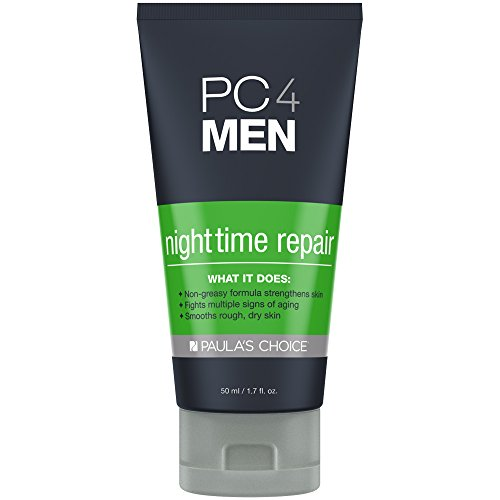 PC4Men Nighttime Repair Men's Moisturizer with Retinol for All Skin types - 1.7 oz