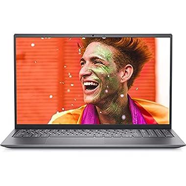 Dell Inspiron 15 FHD Touchscreen Laptop, AMD Ryzen 5 5500U (Beats i7-11370H), 16GB RAM, 512GB PCIe SSD, AMD Radeon…