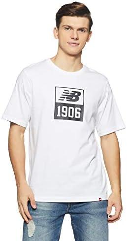 New Balance T-Shirt UOMO Essential 1906 tee para Hombre - MT83572.WT