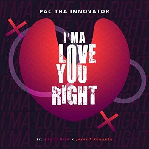 Pac Tha Innovator feat. Eboni Birk & Jarard Kenneth