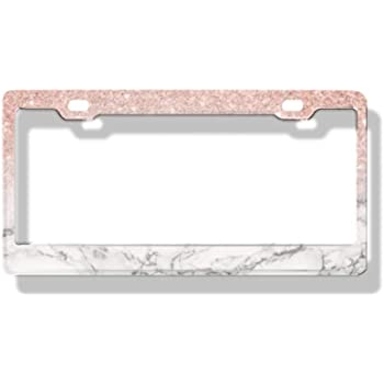 MYBAT LPF1GR012NON License Plate Frame 12 Pack