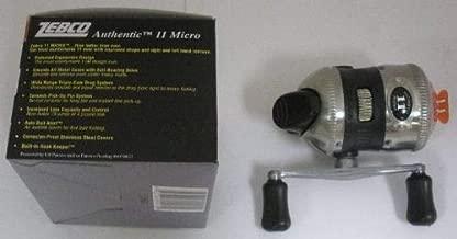 Zebco Authentic 11M Push Button 1BB Micro Spincast Reel 9362