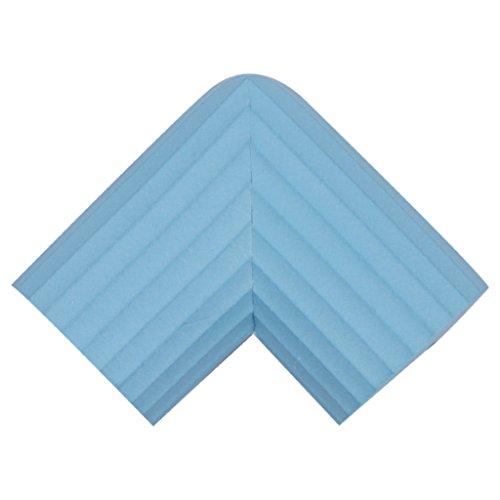 Bureau et Chaise Anti - Collision Angle Cabinet Angle Cabinet Angle Protection Meubles Angle Protection Enfant Coller Angulaire Collision Angle de Protection (1 Set 8 Pcs) (couleur : N ° 2)