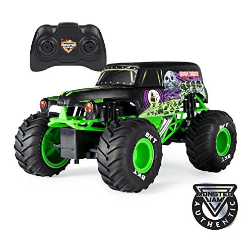Monster Jam RC Truck (Grave Digger)
