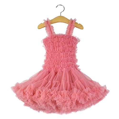 Baby meisje jurk kinderen ballet zachte tule korte rok kerstfeest mesh prinses jurk