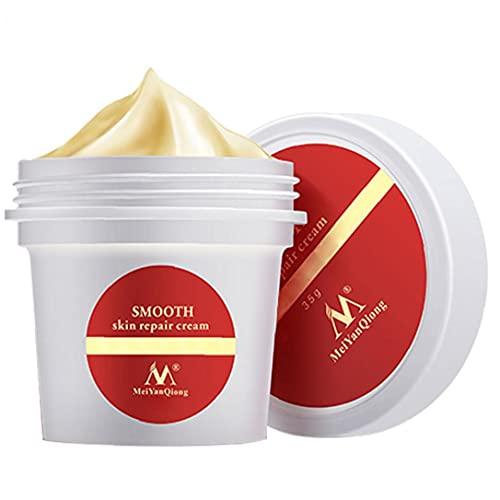 La eliminación Estrías Crema 35G Ultra Scar Repair Crema hidratante suave para la piel Remover marcas Hojalatería