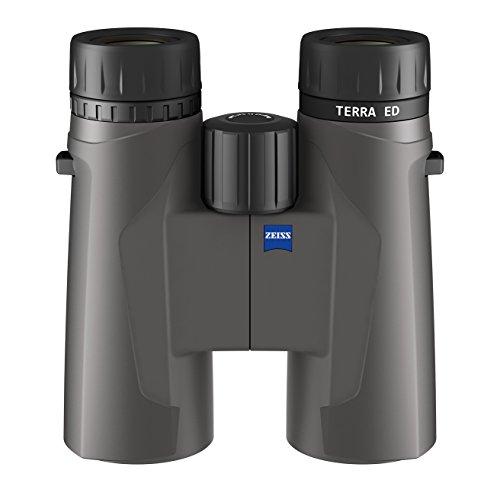 Carl Zeiss Terra ED 8x42 Negro Binocular - Binoculares (119 mm, 140 mm, 719 g)