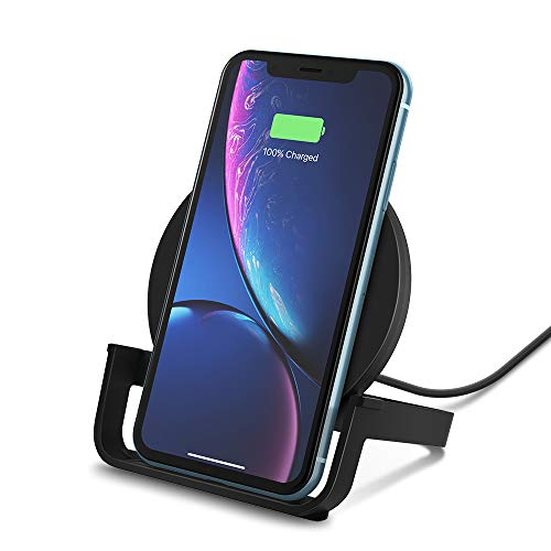 CHARGE BELKIN BOOST UP DRAADLOZE STAND Noir