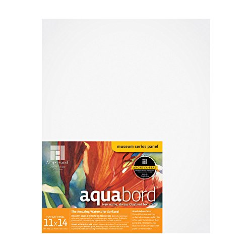 Ampersand Aquabord 11 in. x 14 in. Each