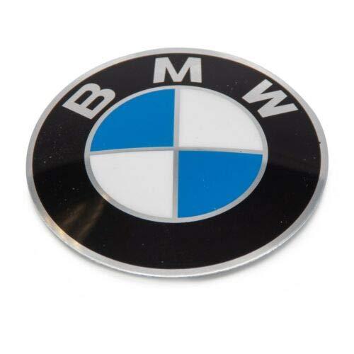 4BMW original Tapa del Centro de rueda adhesivos decorativos de emblemas 64,5mm