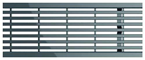 ACO Self/® Gusseisenrost 500 mm Einfach /& Funktional geringes Gewicht bei hoher Festigkeit
