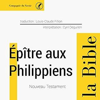 Couverture de Épître aux Philippiens