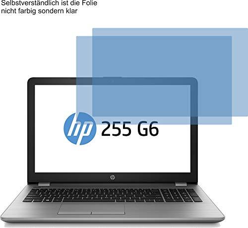 4ProTec I 2X ANTIREFLEX matt Schutzfolie für HP 255 G6 Bildschirmschutzfolie Displayschutzfolie Schutzhülle Bildschirmschutz Bildschirmfolie Folie