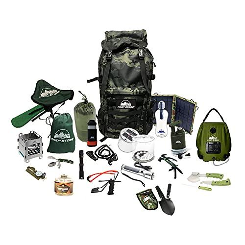 Prep Store Quick - Emergency Survival Pack - Survival Kit - Bugout Bag...