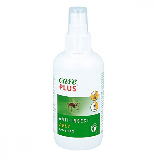 bester der welt CARE PLUS Anti-Insekten Deet 50% Spray 200ml Spray 2021