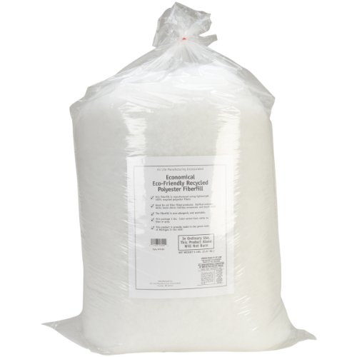 Air Lite 580/6 Eco-Friendly Recycled Polyester Fiberfill, White