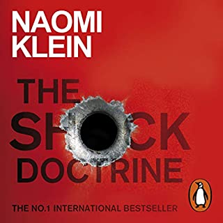 Couverture de The Shock Doctrine