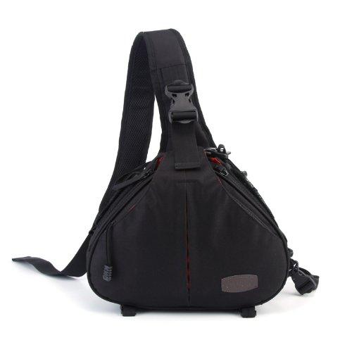 Caden K1 Moda Casual impermeable cámara DSLR bolso caso de Cámara bolso de hombro