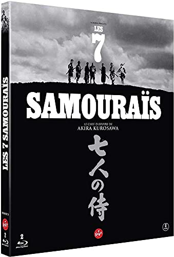 Les 7 samouraïs [Blu-Ray]