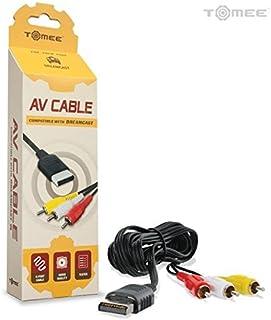 Sega Dreamcast AV Cables [Tomee]