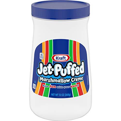 JetPuffed Marshmallow Creme 13 oz Jar Pack of 6