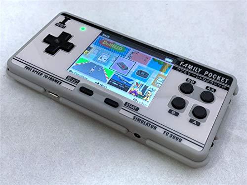 SZRendaysa Consola de Juegos portátil, Consola de Videojuegos 8 bits 2g Simulador...