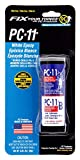 PC-Products PC-11 Epoxy Adhesive Paste, Two-Part Marine Grade, 2oz in Two Jars, Off White 20111