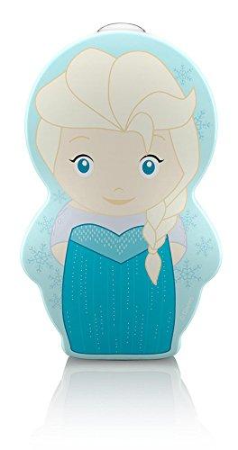 Philips 717673716 Elsa Reine des Neiges Elsa Lampe de Torche LED Plastique Bleu 0,3 W