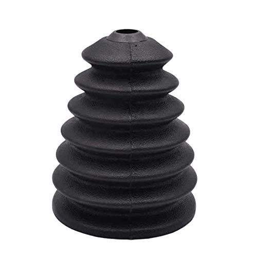 ArgoBa Tapa antipolvo de taladro percutor eléctrico para juego de brocas de impacto eléctrico Colector de polvo escalable de goma Colección a prueba de polvo