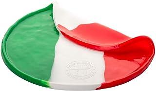 Pizza di gomma 33 cm - Bandiera Italiana