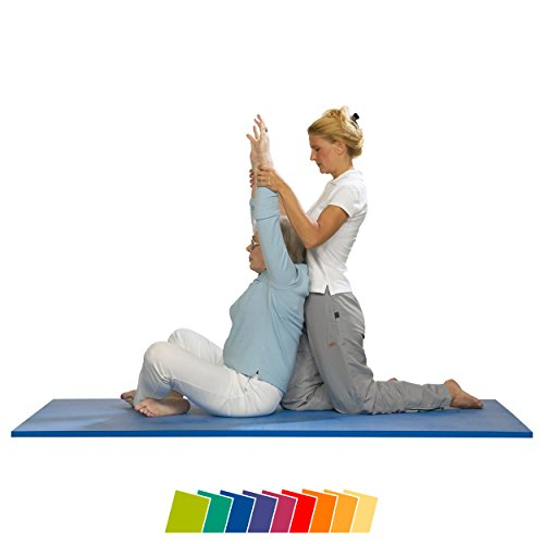 Airex Gymnastikmatte Hercules, Sportmatte, Pilatesmatte, Turnmatte, Fitnessmatte