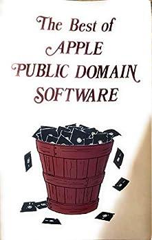 Paperback Best of Apple II Public Domain Software/Edition II Book