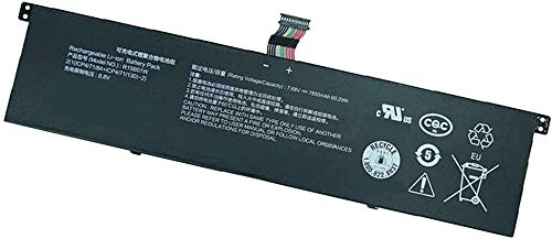 Bestome - Batería de repuesto compatible con R15B01W R15BO1W Xiaomi Mi Pro 15.6