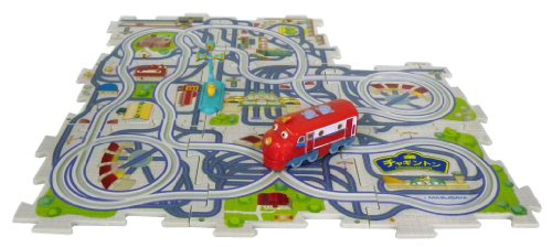 Wilson running Chuggington puzzle Town (japan import)