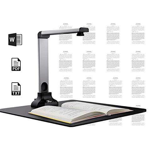 Sale!! KCA1800 - Book Document Scanner with Smart OCR for Mac and Windows, A3
