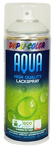 Dupli-Color 252433 Aqua Klarlack 350 ml, matt