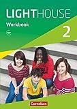 English G LIGHTHOUSE 02: 6. Schuljahr. Workbook mit Audios online (English G Lighthouse: Allgemeine Ausgabe) - Gwen Berwick