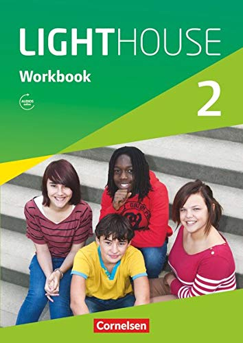English G LIGHTHOUSE - Allgemeine Ausgabe: English G LIGHTHOUSE 02: 6. Schuljahr. Workbook mit Audios online