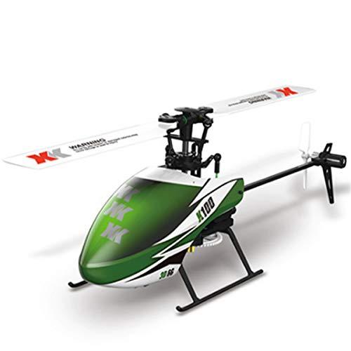 LYHLYH Modèle Hélicoptère Avion, Commande À Distance À Six Voies Avion Aileronless Simple Hélice.