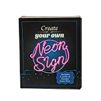 独自のネオンサインを作成する Funtime Create Your Own Neon Sign