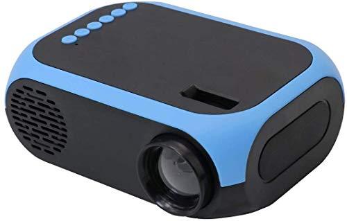 Lifestyle Proyector portátil para niños y adultos LED de...