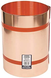 AMERIMAX HOME PRODUCTS 67314 14-Inch x10-Feet Copper Flashing