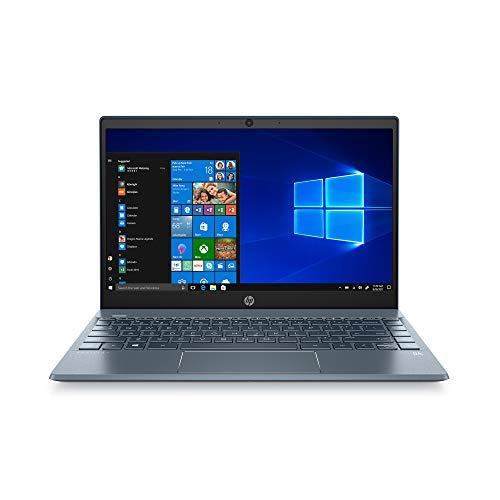 HP Pavilion 13-inch Light and Thin Laptop Intel Core i3-8145U Processor, 4 GB RAM, 128GB SSD, WiFi, Bluetooth, HDMI, Fingerprint Reader, Backlit Keyboard, Wins 10 S (Renewed)