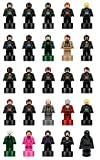 LEGO Harry Potter: Set of 25 Microfigs from Hogwarts Castle - Very Small