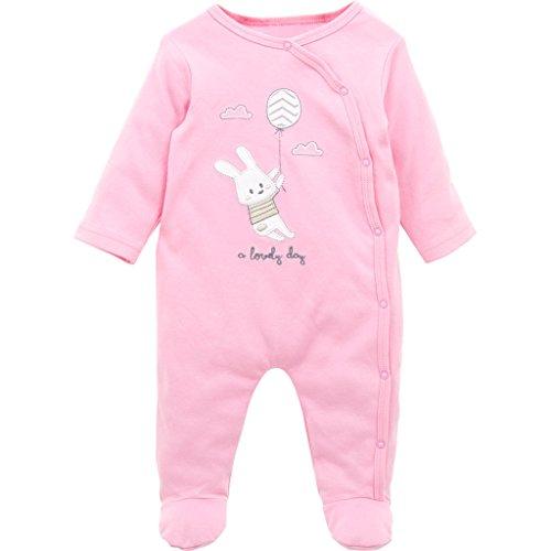 Recién nacido Pijama Bebés Pelele Niñas Niños Mameluco Algodón Caricatura Trajes 0-3 Meses